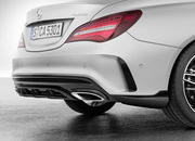2016 Mercedes-Benz CLA With AMG Accessories - image 682641