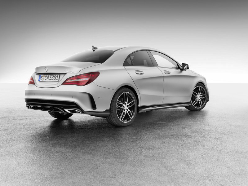 2016 Mercedes-Benz CLA With AMG Accessories High Resolution Exterior - image 682642