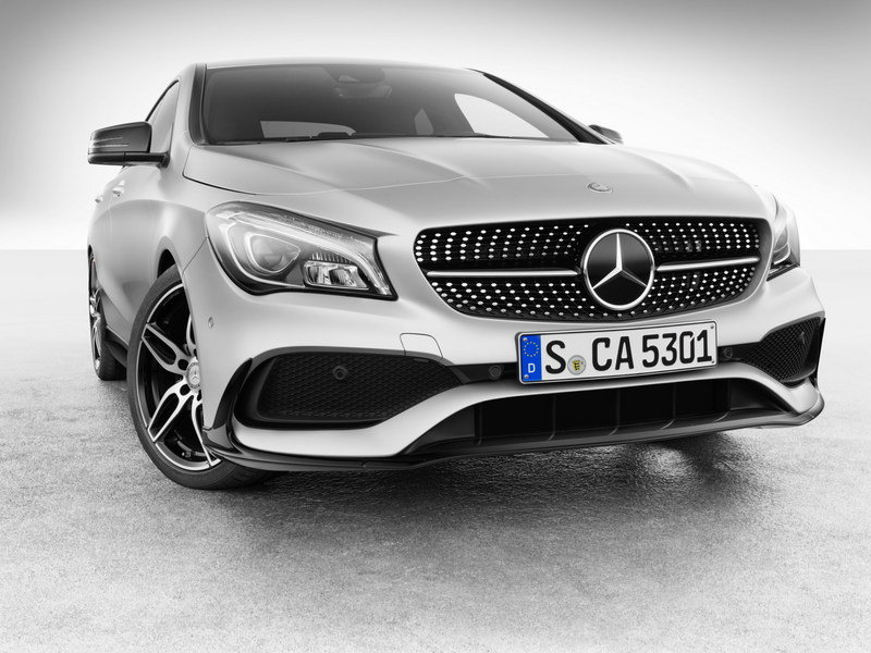 2016 Mercedes-Benz CLA With AMG Accessories High Resolution Exterior - image 682643