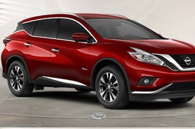 nissan murano reviews specs prices photos and videos top speed. Black Bedroom Furniture Sets. Home Design Ideas