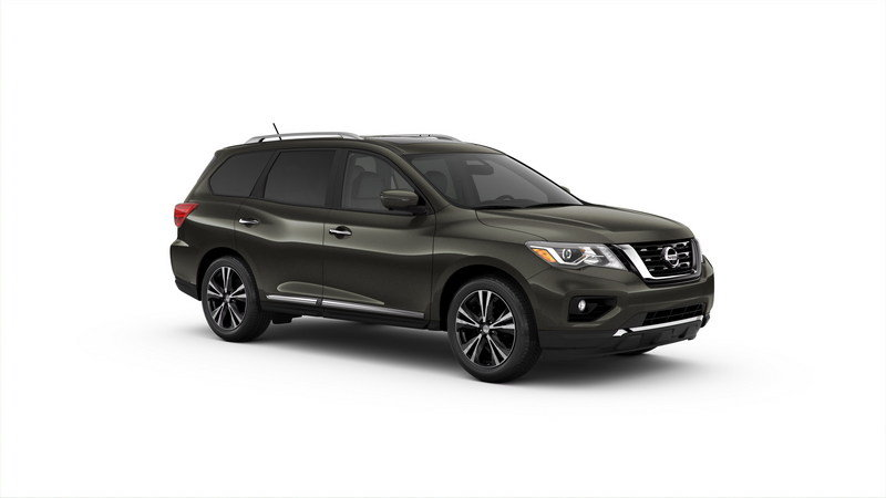 2017 Nissan Pathfinder Top Speed