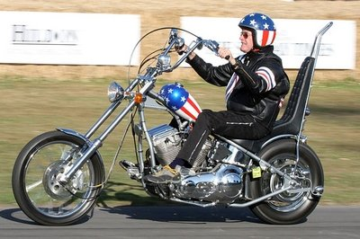 Showing Your Stars and Stripes Two-Wheel Style