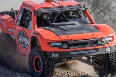 RPM Will Enter Five Trucks In Mike's Peak Hill Climb Challenge
