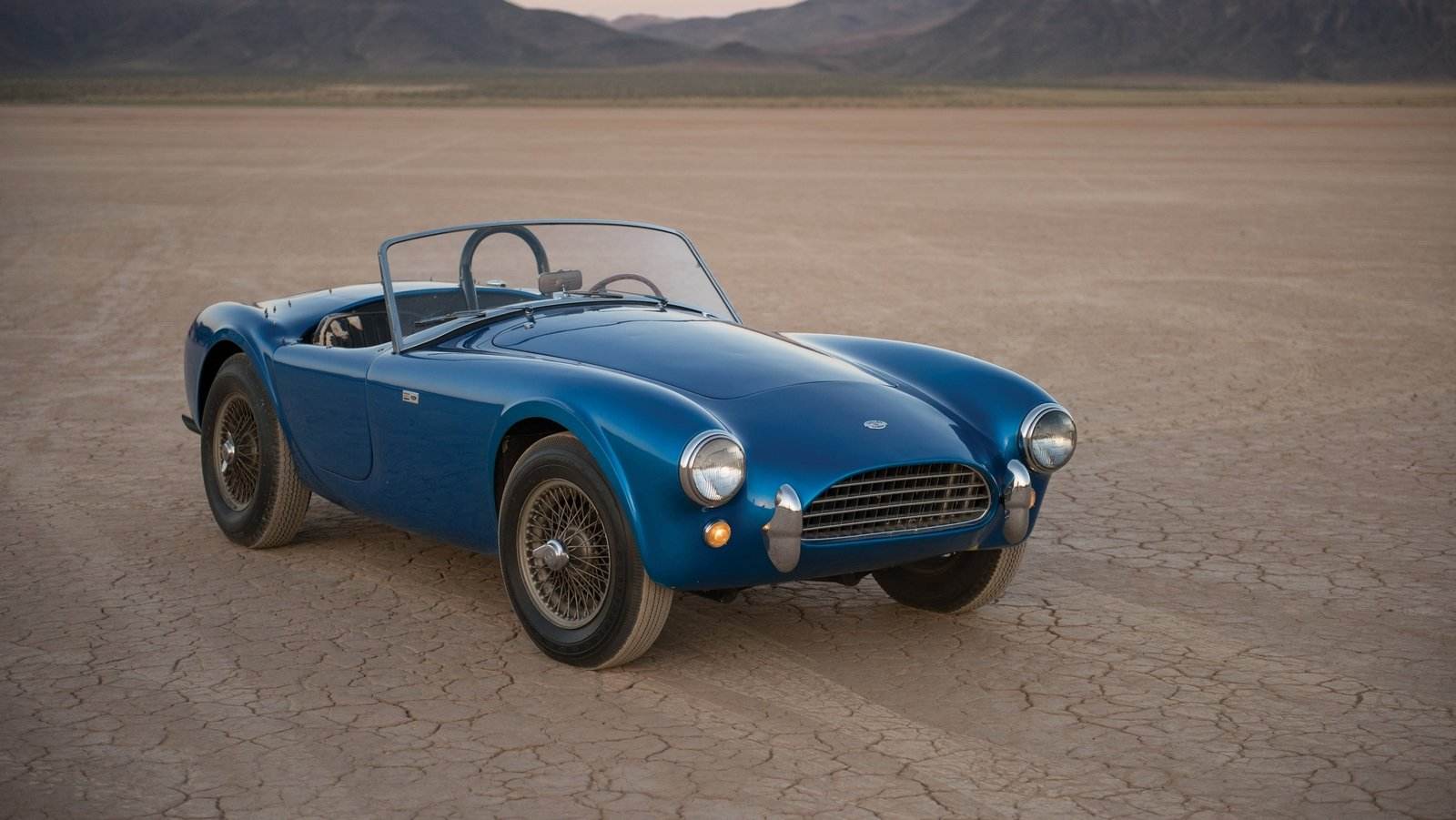 1962 Shelby 260 Cobra Quot Csx 2000 Quot Top Speed