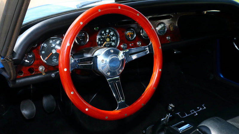 1964 - 1967 Sunbeam Tiger High Resolution Interior - image 682831