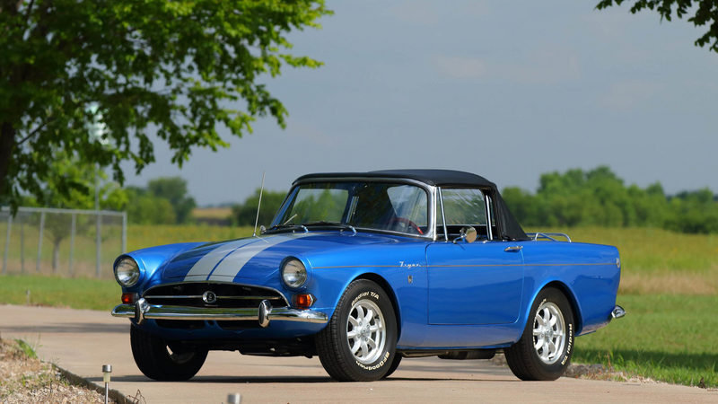 1964 - 1967 Sunbeam Tiger High Resolution Exterior - image 682834