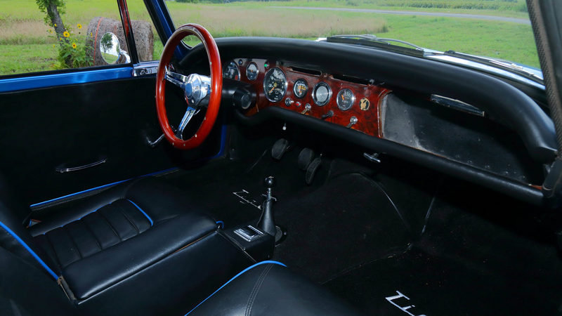 1964 - 1967 Sunbeam Tiger High Resolution Interior - image 682838