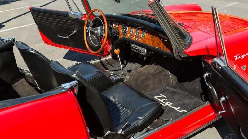 1964 - 1967 Sunbeam Tiger High Resolution Interior - image 682827