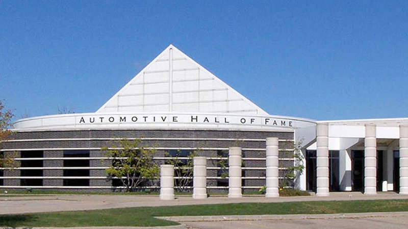 The Automotive Hall of Fame will Soon Have A New Home
