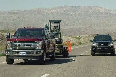 The New Ford Super Duty Gets Smarter: Video