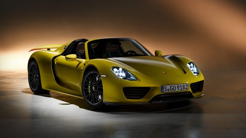 The Recall Bug Takes Another Bite Off Of The Porsche 918 Spyder