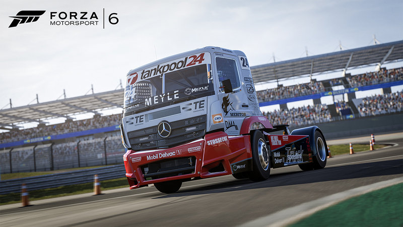 This 1,000-Horsepower Monster Has Just Been Added To Forza 6