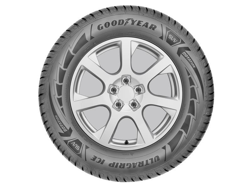Goodyear Debuts Winter Tire Built for SUVs