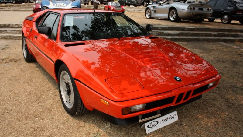 1978 - 1981 BMW M1 High Resolution Exterior AutoShow - image 686158