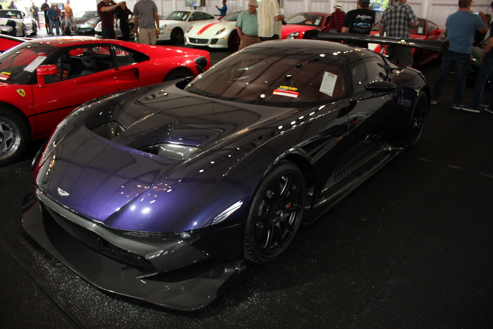 2016 aston martin vulcan picture 685960 car review top speed. Black Bedroom Furniture Sets. Home Design Ideas