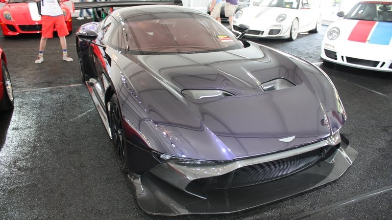 2016 Aston Martin Vulcan High Resolution Exterior - image 685992