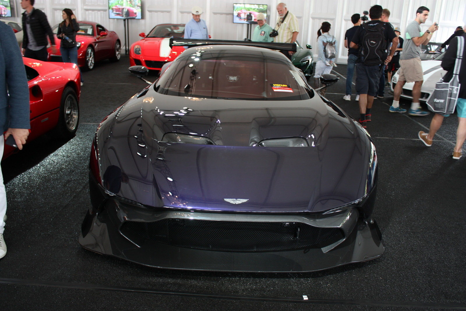 2016 aston martin vulcan picture 685950 car review top speed. Black Bedroom Furniture Sets. Home Design Ideas