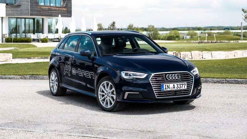 2016 - 2017 Audi A3 Sportback e-tron High Resolution Exterior - image 686783