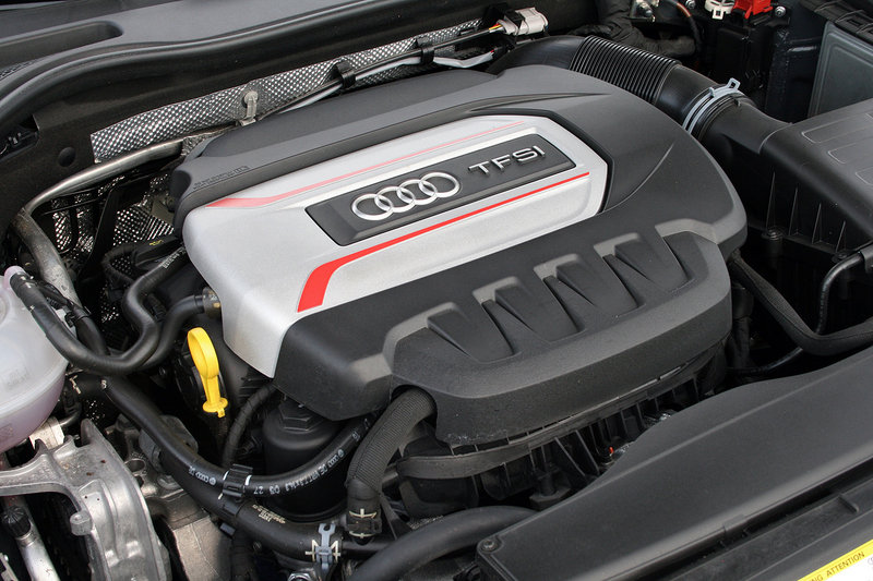 2016 Audi TTS Coupe – Driven High Resolution Drivetrain - image 683917