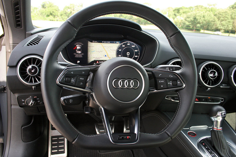 2016 Audi TTS Coupe – Driven High Resolution Interior - image 683923