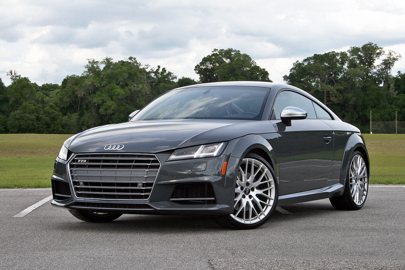 2016 Audi TTS Coupe – Driven High Resolution Exterior - image 683898