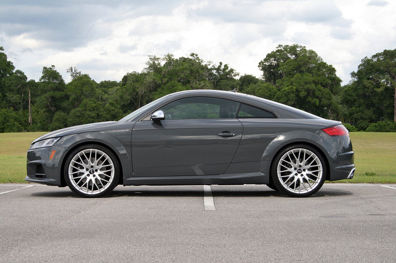 2016 Audi TTS Coupe – Driven High Resolution Exterior - image 683899