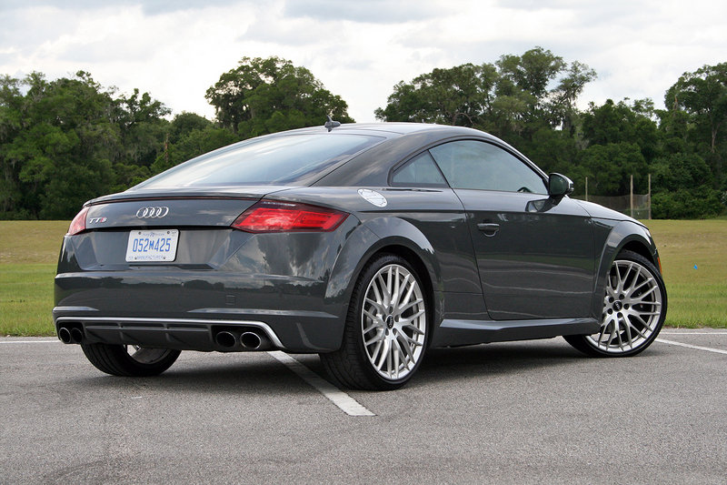 2016 Audi TTS Coupe – Driven High Resolution Exterior - image 683902