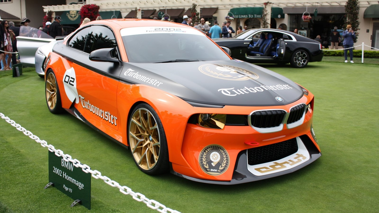 2016 bmw 2002 hommage review top speed. Black Bedroom Furniture Sets. Home Design Ideas