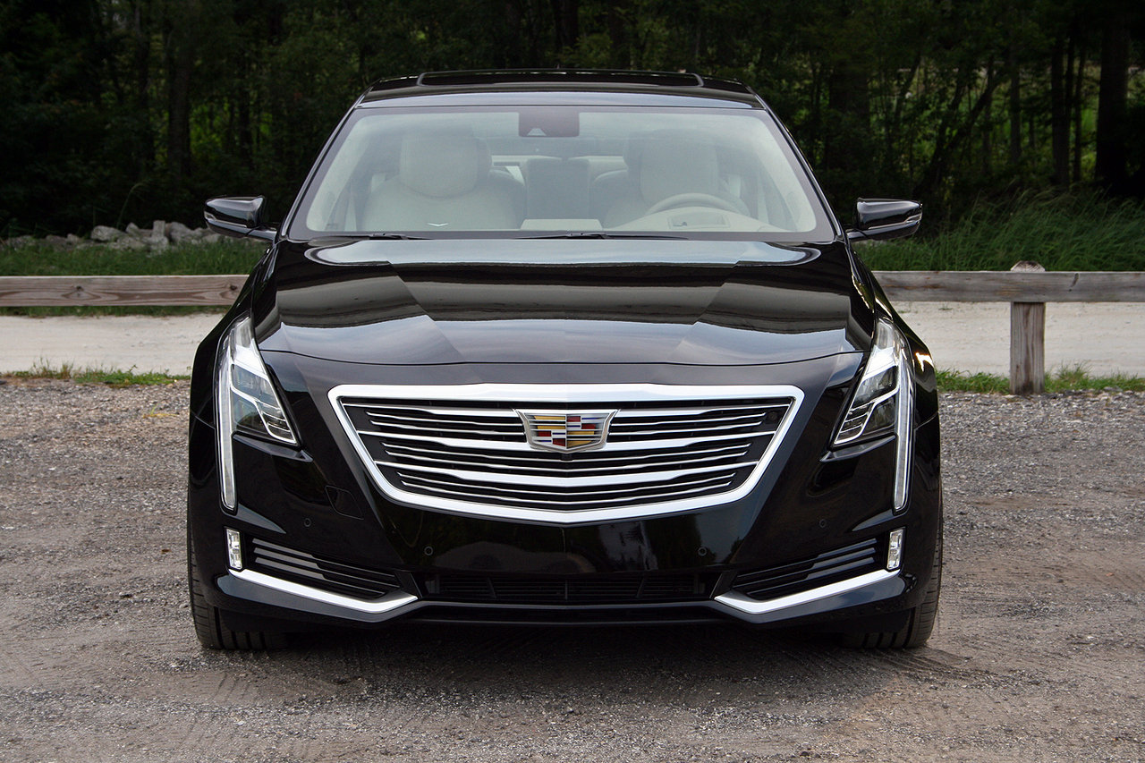 2016 cadillac ct6 driven picture 686832 car review. Black Bedroom Furniture Sets. Home Design Ideas