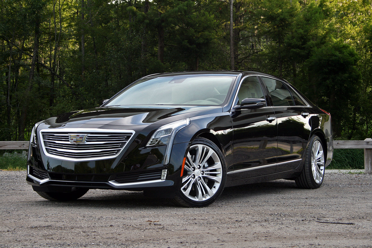2016 cadillac ct6 driven picture 686824 car review top speed. Black Bedroom Furniture Sets. Home Design Ideas