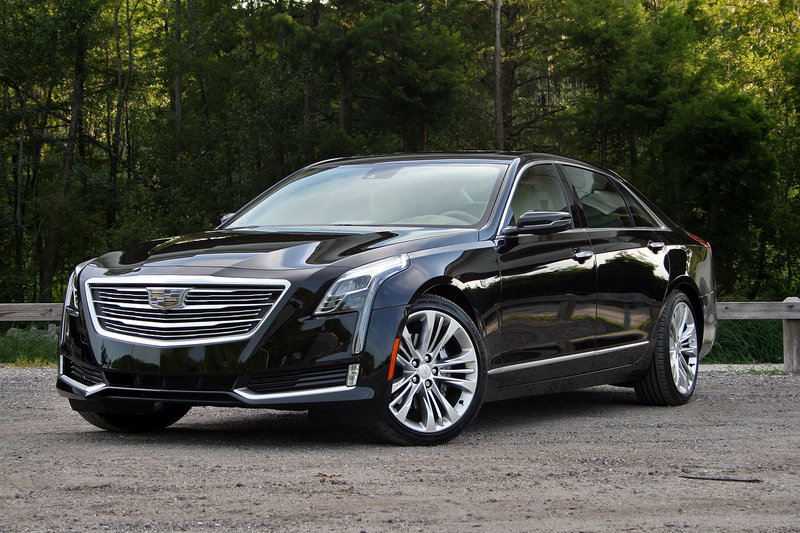 2016 cadillac ct6 driven review top speed. Black Bedroom Furniture Sets. Home Design Ideas