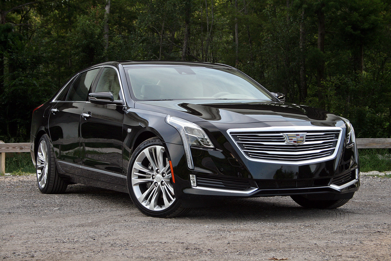 2016 cadillac ct6 driven picture 686830 car review top speed. Black Bedroom Furniture Sets. Home Design Ideas