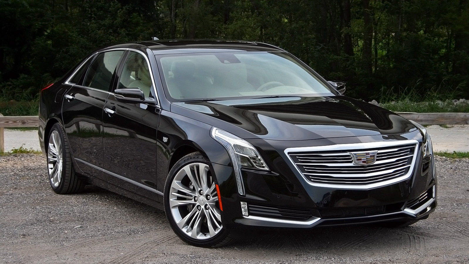 2016 Cadillac CT6 – Driven Review - Top Speed