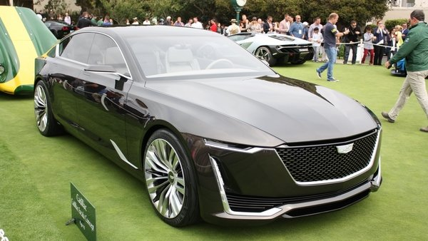 2016 Cadillac Escala Review - Top Speed