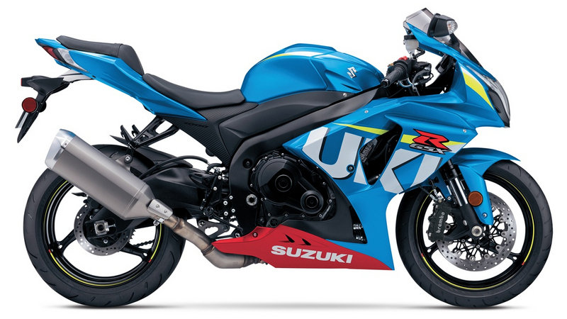 2015 - 2016 Suzuki GSX-R1000 / GSX-R1000 Commemorative Edition