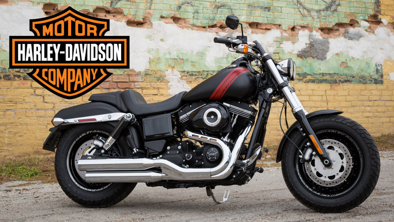 2015 - 2016 Harley-Davidson Dyna Fat Bob | Top Speed