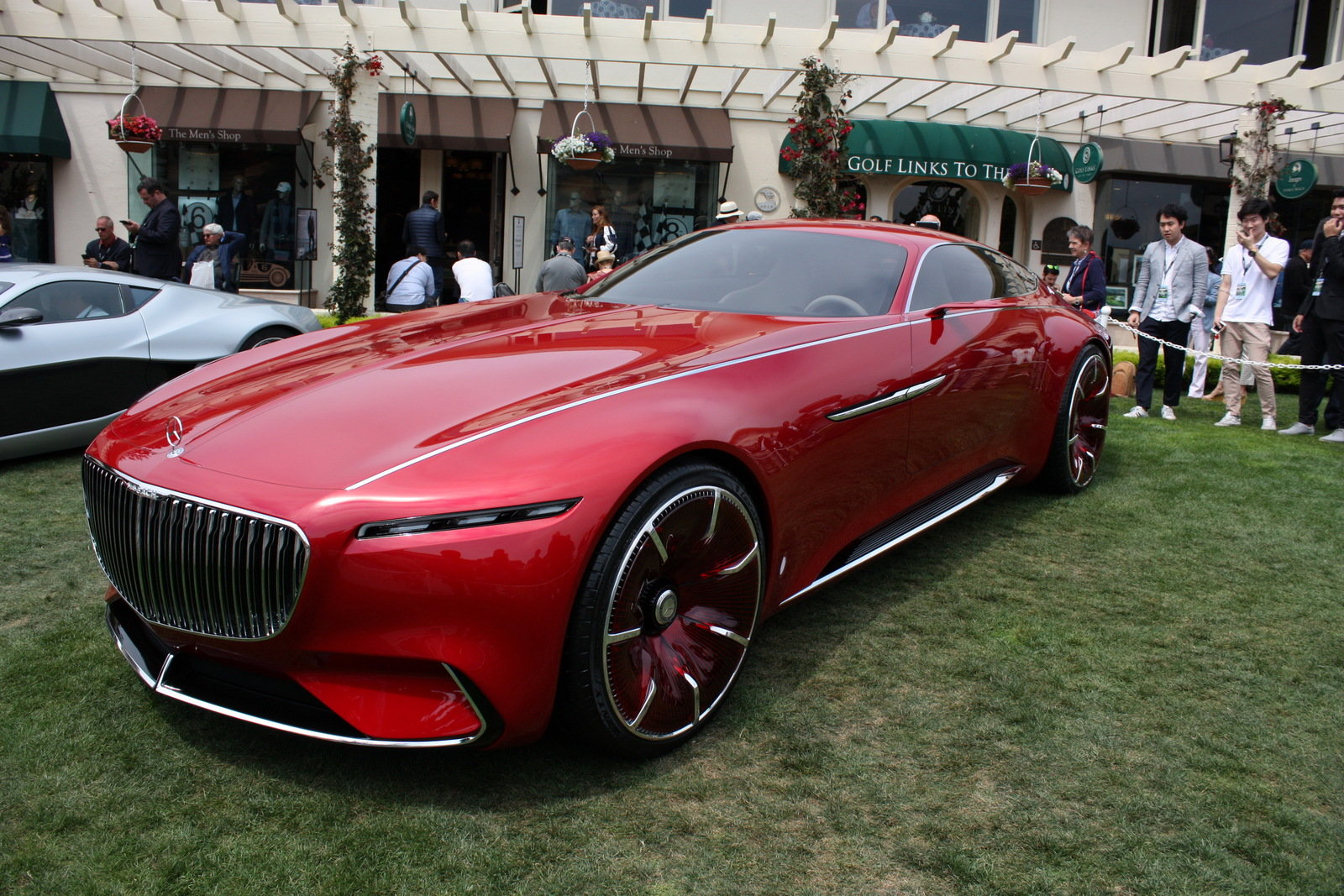 2016 mercedes maybach vision 6 picture 685682 car review top speed. Black Bedroom Furniture Sets. Home Design Ideas