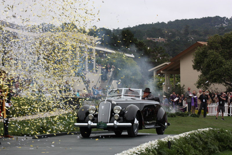 2016 Pebble Beach Concours d'Elegance Is Distilled Auto Elegance High Resolution AutoShow - image 686582