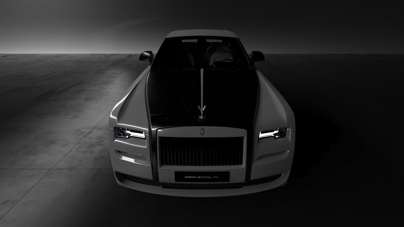 2016 Rolls-Royce Ghost with Carbon Fiber by Vitesse AuDessus And Bengala