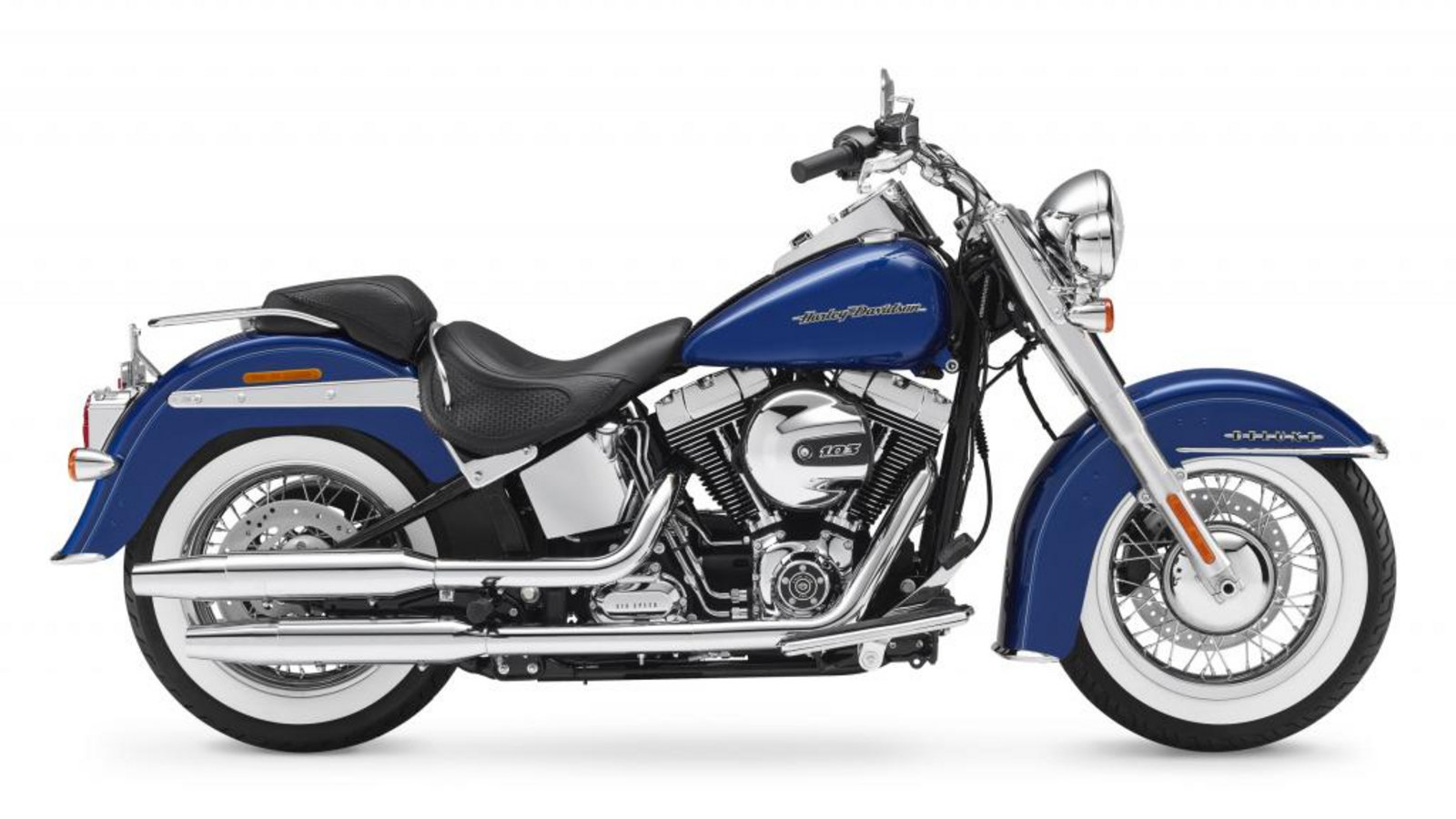 Harley Davidson Softail: 2017 Harley-Davidson Softail Deluxe Review