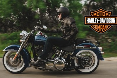 2015 - 2017 Harley-Davidson Softail Deluxe