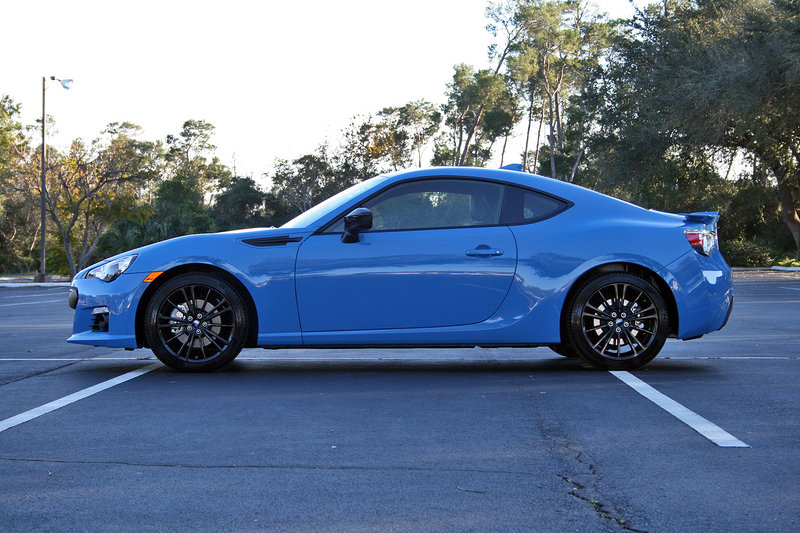 2016 subaru brz series hyperblue driven top speed. Black Bedroom Furniture Sets. Home Design Ideas