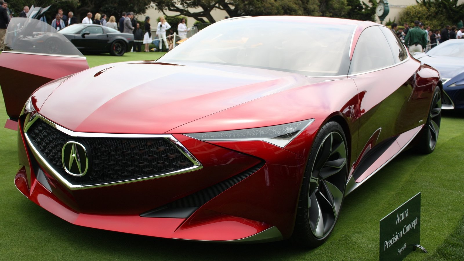 2017 acura precision concept review top speed. Black Bedroom Furniture Sets. Home Design Ideas