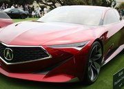 "Acura Could Resurrect the ""Legend"" Name with a Four-Door Coupe at the 2019 Pebble Beach Concours - image 686121"