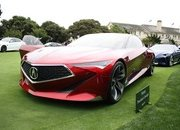 "Acura Could Resurrect the ""Legend"" Name with a Four-Door Coupe at the 2019 Pebble Beach Concours - image 686111"