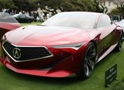 "Acura Could Resurrect the ""Legend"" Name with a Four-Door Coupe at the 2019 Pebble Beach Concours - image 686113"