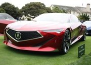 "Acura Could Resurrect the ""Legend"" Name with a Four-Door Coupe at the 2019 Pebble Beach Concours - image 686114"