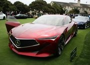 "Acura Could Resurrect the ""Legend"" Name with a Four-Door Coupe at the 2019 Pebble Beach Concours - image 686110"