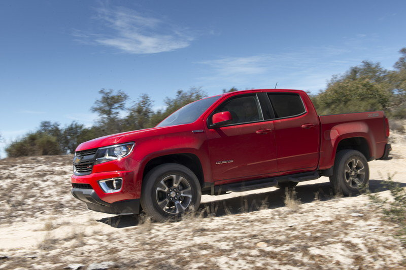 2017 chevrolet colorado picture 686537 truck review top speed. Black Bedroom Furniture Sets. Home Design Ideas
