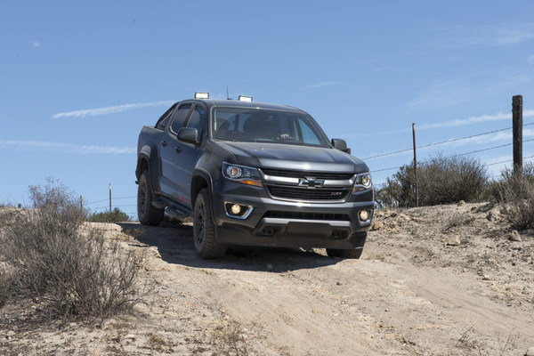 2017 chevrolet colorado truck review top speed. Black Bedroom Furniture Sets. Home Design Ideas